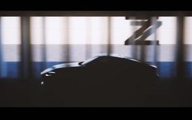 Nissan 'nhá hàng' xe thể thao Z đời mới: Thiết kế được nhiều người mong chờ cuối cùng cũng dần lộ diện