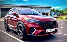 Hyundai Tucson độ gói hiệu năng cao N-Line giá hơn 80 triệu đồng tại Việt Nam