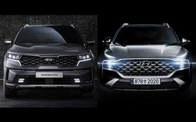 Xem trước thiết kế Hyundai Santa Fe thế hệ mới, đặt lên bàn cân cùng Kia Sorento sắp về Việt Nam