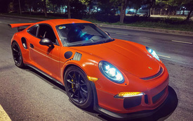 Porsche 911 GT3 RS từng của ông chủ cà phê Trung Nguyên về tay đại gia Bến Tre nhưng một điểm mới khiến không phải ai cũng nhận ra