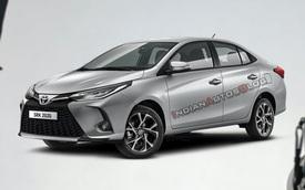 Xem trước Toyota Vios 2021: Đẹp như Toyota Corolla Altis, dự kiến ra mắt cuối năm nay