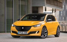 Honda Civic Type R cần dè chừng với đối thủ mới tới từ Peugeot này