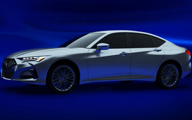 Đây là cách Honda làm xe sang đời mới để đuổi theo Toyota với Lexus