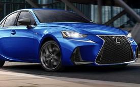 Lexus IS trước tin đồn chơi động cơ siêu khủng, thách thức BMW M3 và Mercedes-AMG C 63