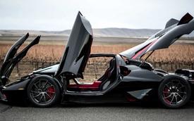 Bugatti Chiron sắp bị soán ngôi 'ông hoàng tốc độ' bởi mẫu xe này