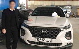 Sau hơn một năm, Hyundai Santa Fe biển ngũ quý 5 tại Hà Nội vẫn đắt hơn Mercedes-Benz GLC 200 mới tinh