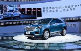GM công bố thông số đầy lạc quan cho thấy thị trường Trung Quốc đã thực sự trở lại