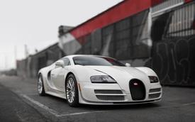 Thế hệ Bugatti Veyron thứ 2 đã ra mắt, chẳng qua chúng ta không biết rõ mà thôi?