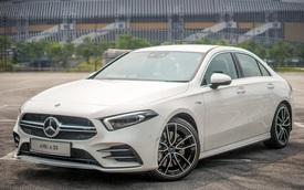 Mercedes-Benz A-Class sedan 2020 lần đầu về Việt Nam: Bản hiệu suất cao duy nhất giá gần 2,25 tỷ đồng