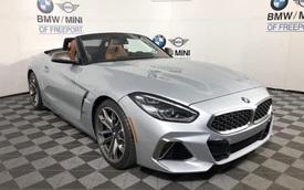 BMW Z4 M40i đầu tiên lên đường về Việt Nam, riêng tiền 'option' đã hơn 161 triệu đồng