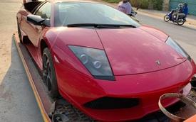 Rộ tin Lamborghini Murcielago LP640-4 thứ năm về Việt Nam với màu sơn không 'đụng hàng'