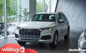 Khám phá Audi Q7 2020 vừa ra mắt Việt Nam: Đấu Mercedes-Benz GLE và BMW X5 bằng công nghệ