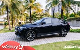 'Xe chơi' BMW X6 2020 giá hơn 4,8 tỷ đồng tại Việt Nam: Cao hơn đời cũ gần 1 tỷ đồng, tham vọng đối đầu Mercedes GLE Coupe