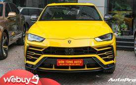 Bóc tách những điểm đặc biệt của Lamborghini Urus 4 chỗ đầu tiên Việt Nam