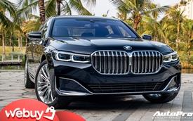 BMW 7-Series 2020 thêm bản giá 'mềm' tại Việt Nam, nâng cấp nhiều tiện nghi chưa từng có, phả hơi nóng lên Mercedes-Benz S-Class