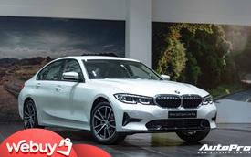 Ra mắt BMW 3-Series 2020 tại Việt Nam: 3 phiên bản, giá từ 1,9 tỷ đồng, đấu Mercedes-Benz C-Class bằng nhiều trang bị