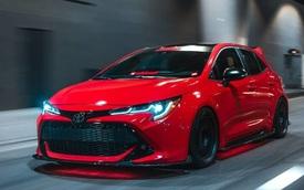 'Xe cán bộ' Toyota Corolla úp mở bản hiệu suất cao với động cơ tăng áp mạnh mẽ như xe Đức