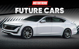 Những điều cần biết về Cadillac Celestiq - Sedan siêu sang ngang tầm Maybach