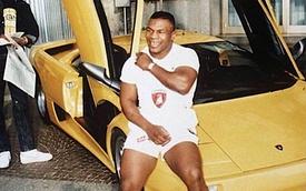 Chất ngất trước thú sưu tập siêu xe của huyền thoại Mike Tyson: Toàn hàng xịn và độc, trong đó xuất hiện một chiếc cả thế giới chỉ Quốc vương Brunei mới có
