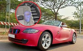 Bán 738 triệu bị chê đắt, chủ xe Việt đặt cốc nước đầy lên động cơ BMW Z4 để minh chứng chất lượng sau 16 năm tuổi