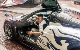 Minh 'nhựa' lái siêu phẩm Pagani Huayra, Mercedes-AMG G 63 tới ký hợp đồng mua Maserati Levante Trofeo hàng hiếm giá hơn 14 tỷ đồng