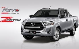 Toyota Hilux 2021 'bảnh' hơn với bộ bodykit hoàn toàn mới