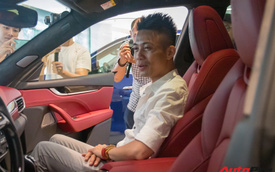 Từng chi hàng trăm tỷ chơi siêu xe, Minh 'nhựa' nói: 'Tôi giờ chỉ thích SUV'