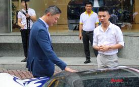 Minh 'nhựa' hài hước chia sẻ về 'con cưng' Pagani Huayra: 'Gương xe lấy từ Honda Dream, mua ở chợ Tân Thành'