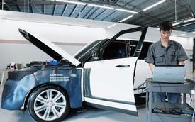 Jaguar Land Rover Việt Nam kiểm tra xe miễn phí, giảm 20% giá dịch vụ và phụ tùng