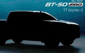 Mazda BT-50 đời mới chốt lịch ra mắt: Giống Isuzu D-Max, cạnh tranh Ford Ranger