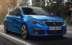 Trình làng Peugeot 308 2021: Thêm công nghệ đấu Ford Focus