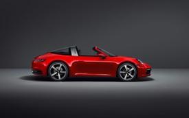 Porsche 911 Targa 2020 chính hãng giá từ 8,24 tỷ đồng tại Việt Nam