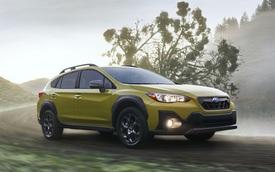 Ra mắt Subaru Crosstrek 2021 - Bản vá của XV từng bán ở Việt Nam, cạnh tranh Hyundai Kona