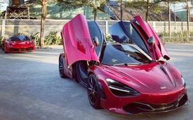 McLaren 720S từ hàng hiếm được săn đón trở thành siêu xe 'quốc dân' tại Việt Nam, dần thế chỗ Ferrari 488
