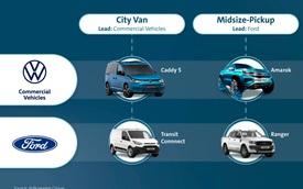Volkswagen bắt tay Ford: Ranger có thêm anh em và mẫu xe 'cực kỳ đặc biệt'