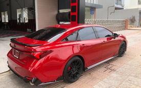 'Đàn anh' Camry - Toyota Avalon TRD 2020 đầu tiên về Việt Nam bất ngờ xuất hiện tại Cần Thơ