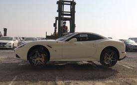 'Bãi rác' tại Dubai không bao giờ thiếu siêu xe: Toàn những cái tên đáng mơ ước của đại gia Việt nhưng bị bỏ rơi không thương tiếc