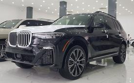 BMW X7 nhập tư phải đại hạ giá còn 6,3 tỷ đồng, 'thu vốn' sau ưu đãi sốc từ xe chính hãng