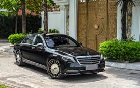 Mua xe 2 năm, nữ đại gia Hà Nội bán lại Mercedes-Benz S 450 khi chưa từng trải nghiệm hàng ghế sau