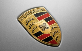 Quá trình hình thành và thay đổi của logo huyền thoại Porsche Crest