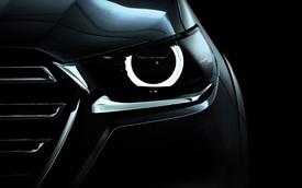 Mazda BT-50 thế hệ mới lại nhá hàng, chuẩn bị cho lễ ra mắt ngày mai
