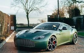 Aston Martin V12 Zagato độc nhất thế giới bất ngờ được rao bán