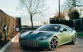 AMG chiều lòng Aston Martin, độ lại động cơ xe cho đối tác