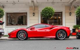 Bóc tách Ferrari F8 Tributo của doanh nhân Nguyễn Quốc Cường: Riêng tiền option lên tới hơn 800 triệu đồng