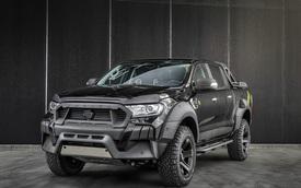 "Ford Ranger ""hầm hố"" hơn sau khi qua tay của Carlex Design"