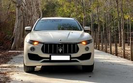 Bán Maserati Levante sau 3 năm, đại gia Việt vẫn đủ tiền 'đập hộp' Mercedes-Benz GLS 400