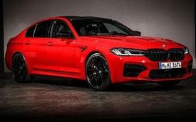 BMW M5 bất ngờ lộ mặt sớm, không học mặt xấu của người em M4