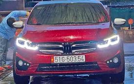 Dân chơi Sài Gòn độ Kia Cerato đời cũ lai Mercedes-Benz và BMW