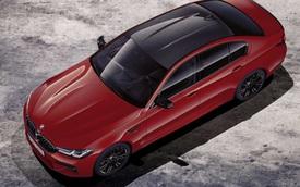 Ra mắt BMW M5 2020: Vóc dáng mới, công nghệ tân tiến để tối đầu Mercedes-AMG E 63
