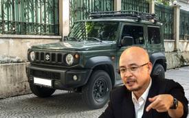 Ông Đặng Lê Nguyên Vũ bất ngờ tậu Suzuki Jimny giá 1,4 tỷ đồng, hàng hiếm chỉ có 2 chiếc tại Việt Nam
